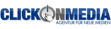 clickonmedia logo