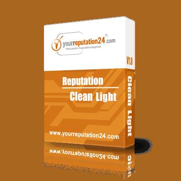 reputation clean light orange